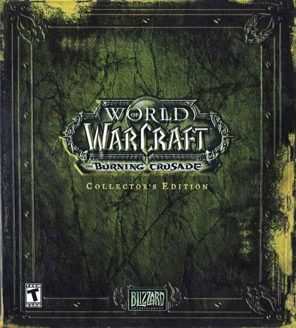 WoW Burning Crusade Collector's Edition