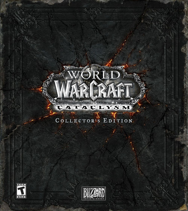WoW Cataclysm Collector's Edition