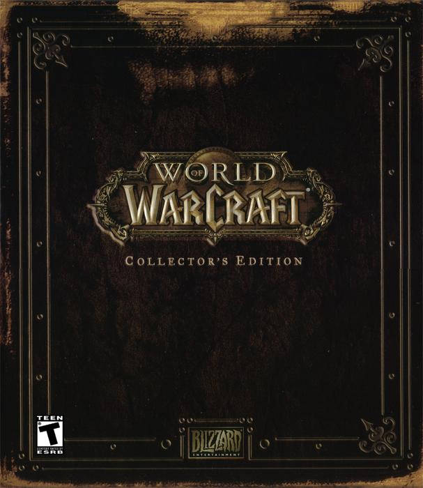 WoW Vanilla Collector's Edition