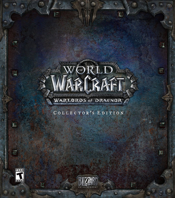 WoW Warlords of Draenor Collector's Edition