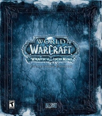 WoW WotLK Collector's Edition