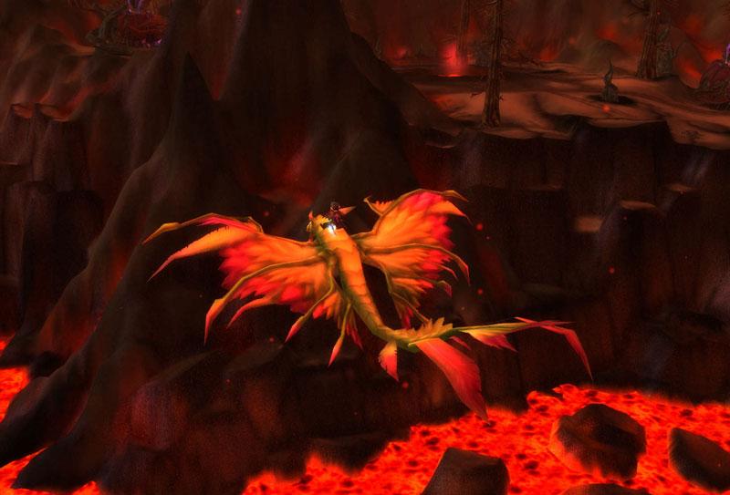 WoW TCG Loot: Amani Dragonhawk
