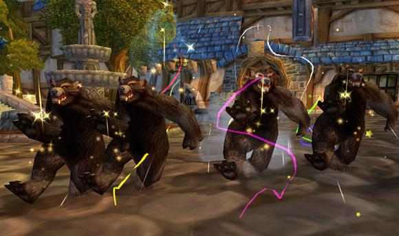 how to set party loot in wow