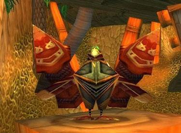 WoW TCG Loot: Rocket Chicken